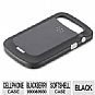 RIM Blackberry ACC-38873-301 Softshell Case - Compatible with Bold Touch 9900 and 9330, Black