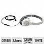 Alternate view 1 for Bose� 346019-0030 OE2i Audio Headphones White