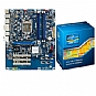 Alternate view 1 for Intel DX68DB & Core i7-2600K with Free Cyberlink