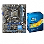 Alternate view 1 for ASUS P8H61-M LE CSM REV3 & Core i3-2120 CPU Bundle