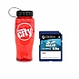 Alternate view 1 for Centon 8G Flash Card w/ Circuit City Water Bottle