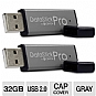 Centon 32GB DataStick Pro USB Flash Drive  Bundle