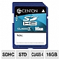 Alternate view 1 for Centon RC16GBSDHC4 16GB SD/SDHC Card