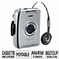 Alternate view 1 for COBY CX49 Personal Stereo Cassette Recorder