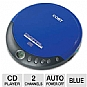 Alternate view 1 for COBY CXCD109 Slim Personal CD Player