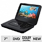 "Alternate view 1 for COBY TF3DVD7011 7"" Portable 3D DVD Player"