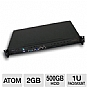 Alternate view 1 for CybertronPC Quantum TSVQKA121 1U Rackmount Server