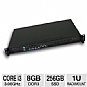 Alternate view 1 for CybertronPC Quantum TSVQJA1421 1U Rackmount Server