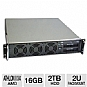 Alternate view 1 for CybertronPC Quantum TSVQBA241 2U Rackmount Server