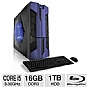 Intel Core i5-2500K 3.30GHz, 16GB DDR3, 1TB HDD, Blu-ray ROM, NVIDIA GeForce GT 520, Windows 7 Home Premium 64-bit