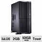 More Info on CybertronPC Quantum XS9020 Intel Tower Server - Intel Pentium Dual Core E2180 2.0GHz, 2GB DDR2-800, 2x250GB SATA II - RAID 1, DL DVDRW, Floppy, 10/100 LAN, Asus P5G-MX, NO OS