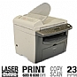 Canon imageCLASS MF4350d Multifunction Mono Laser Printer - 600 x 600 dpi, 23 ppm, Copying, Scanning, Fax, Duplex