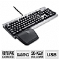 Alternate view 1 for Corsair Vengeance K60 FPS Gaming Keyboard