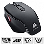 Alternate view 1 for Corsair Vengeance M60 Laser Gaming Mouse