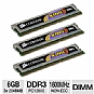 Alternate view 1 for Corsair XMS3 Tri Channel 6GB PC12800 DDR3 Memory