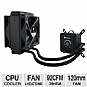 Alternate view 1 for Corsair CWCH80 Hydro H80 CPU Liquid Cooler
