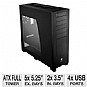Corsair Obsidian 800D Full Tower Case - Steel, ATX, 4x 120mm Fan Ports, 3x 140mm Fans