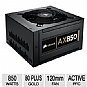 Alternate view 1 for Corsair CMPSU-850AX 850 Watt Power Supply