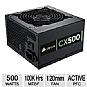 Alternate view 1 for Corsair 500W Builder Series� CX500 V2 80 Plus PSU