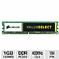 Alternate view 1 for Corsair Value Select 1GB Memory