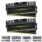 Corsair Vengeance 16GB DDR3 1866MHz  Bundle 4x4GB