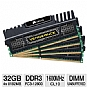 Alternate view 1 for Corsair Vengeance 32GB (4x 8GB) Desktop Memory Kit