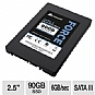 Alternate view 1 for Corsair Force Series 3 90GB SATA III SSD