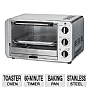 Alternate view 1 for Waring Pro Stainless Steel Convection Toaster Oven