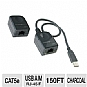 Alternate view 1 for CTG 150ft Super Booster USB Extender