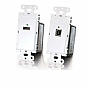 Alternate view 1 for Cables to Go Trulink USB 2.0 Wall Plate Kit