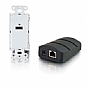 Alternate view 1 for CablesToGo USB Dongle Trans to Wall Plate Rcvr Kit