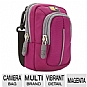 Alternate view 1 for Case Logic Magenta Compact Camera Case