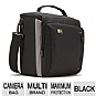 Alternate view 1 for Case Logic Black Camera Shoulder Bag