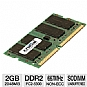 Crucial 2GB DDR2-667MHz Laptop Memory Module