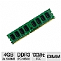 Crucial CT51272BA1339 4GB PC10600 DDR3 Desktop Memory Upgrade - 1x4096MB, ECC, Unbuffered, 1333MHz