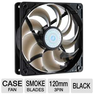 Alternate view 1 for Cooler Master 120mm Case Fan