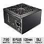 Cooler Master GX Series 750W 80+ Bronze PSU