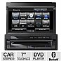Alternate view 1 for Clarion VZ401 DVD Mulitmedia Control Station 