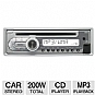 Alternate view 1 for Clarion M109 Marine CD/MP3 Receiver