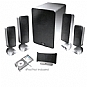Alternate view 1 for Cyber Acoustics CA-5648 Platinum Speaker System