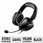 Creative Labs Sound Blaster Tactic3D Sigma Gamer Headset - 50mm Drivers, 3D Audio Surround, THX TruStudio Pro, Dual Mode Connection plugs in Analog or USB, Noise Canceling Microphone, Windows or Mac