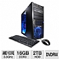 Alternate view 1 for CyberpowerPC Gamer Ultra GU6015 Gaming PC