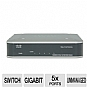 Alternate view 1 for Cisco SD2005 5-port 10/100/1000 Gigabit Switch
