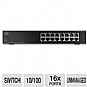 Alternate view 1 for Cisco 16-Port 10/100 Switch
