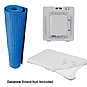 Alternate view 1 for CTA WI-WFK Wii Fit 3-in-1 Combo Kit