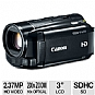 Alternate view 1 for Canon 6096B001 VIXIA HF M500 Full HD Camcorder