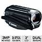 Alternate view 1 for Canon 5978B001 VIXIA HF R300 Full HD Camcorder