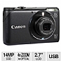 Canon A2200 4943B001 PowerShot Digital Cameras