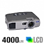 Alternate view 1 for Epson PowerLite 7900p Projector w/T.Lens & Mount