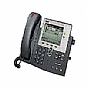 Cisco Unified IP Phone 7941G-GE - VoIP phone - SCCP - silver, dark gray - refurbished
